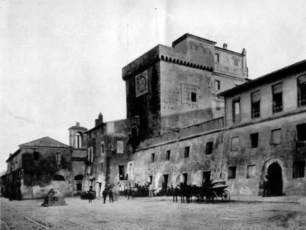 San Felice Circeo - La Torre dei Templari