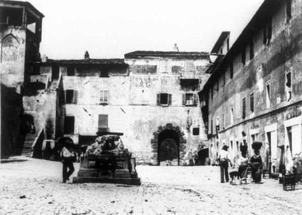 San Felice Circeo - Piazzale Vittorio Veneto