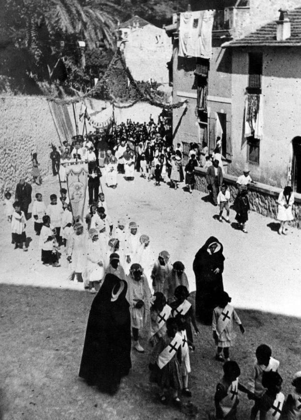 San Felice Circeo - Festa religiosa