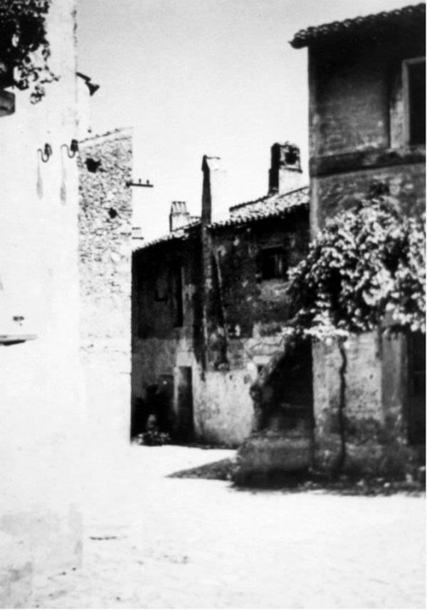 San Felice Circeo - Un angolo del Circeo dentro le mura del centro storico