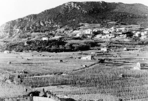 San Felice Circeo - San Felice Circeo visto da La Cona