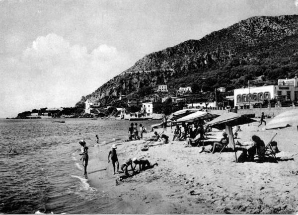 San Felice Circeo - La spiaggia