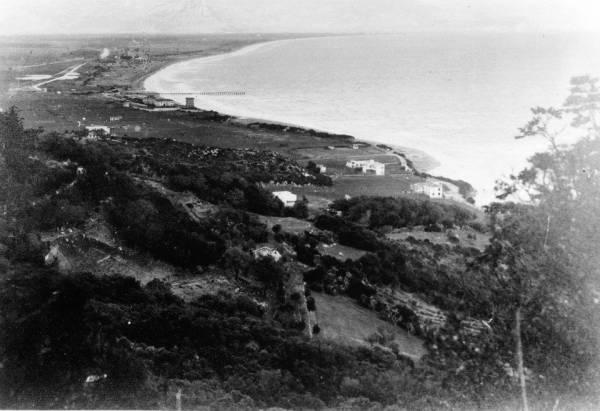 San Felice Circeo - La costa