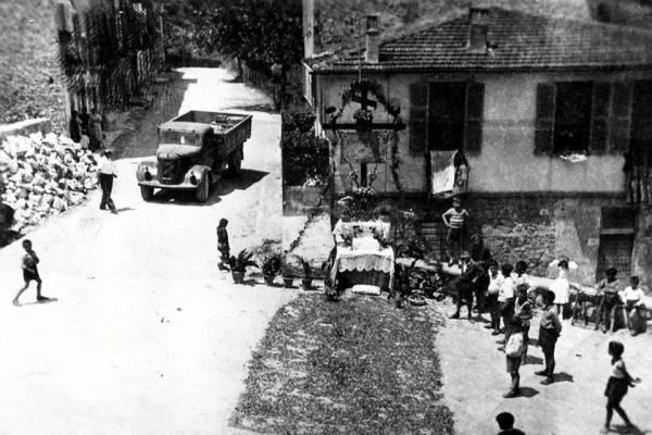 """San Felice Circeo - Località """"La Croce"""""""