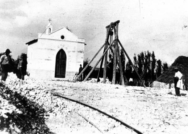 San Felice Circeo - La Chiesetta di La Cona