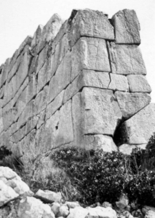 San Felice Circeo - Le Mura Ciclopiche