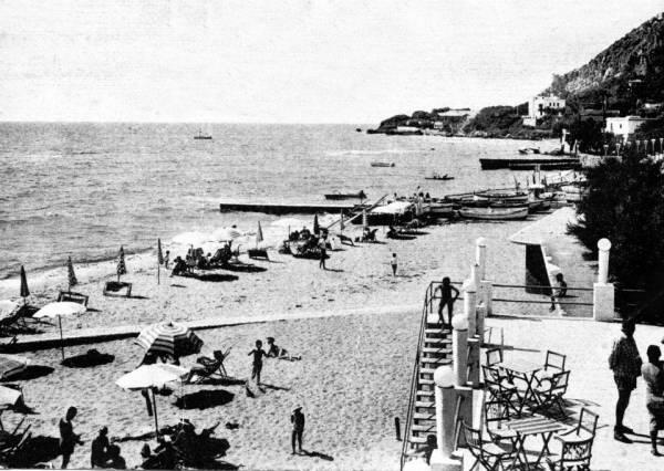 San Felice Circeo - La spiaggia del Neandertal