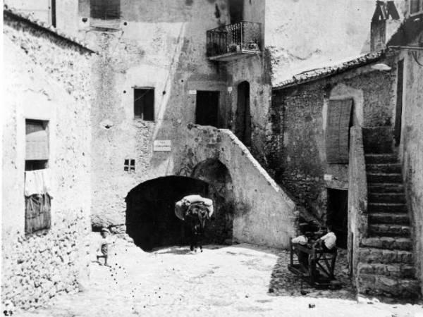 San Felice Circeo - La porta ovest