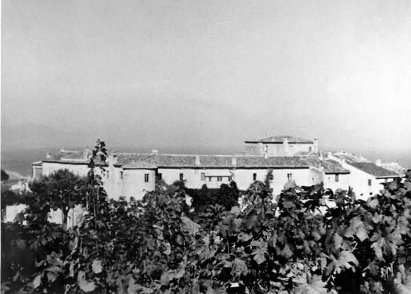 San Felice Circeo - Le Mura di Cinta