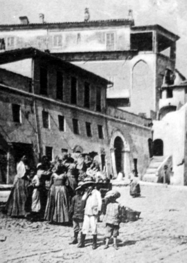 San Felice Circeo - Il Palazzo del Comune