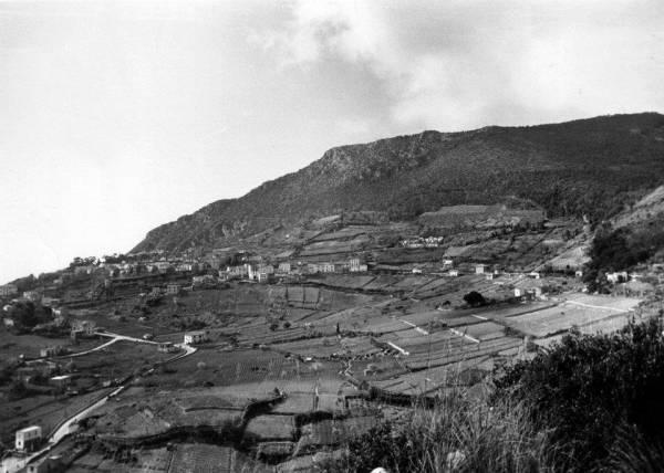 San Felice Circeo - Il paesaggio ai piedi del centro storico